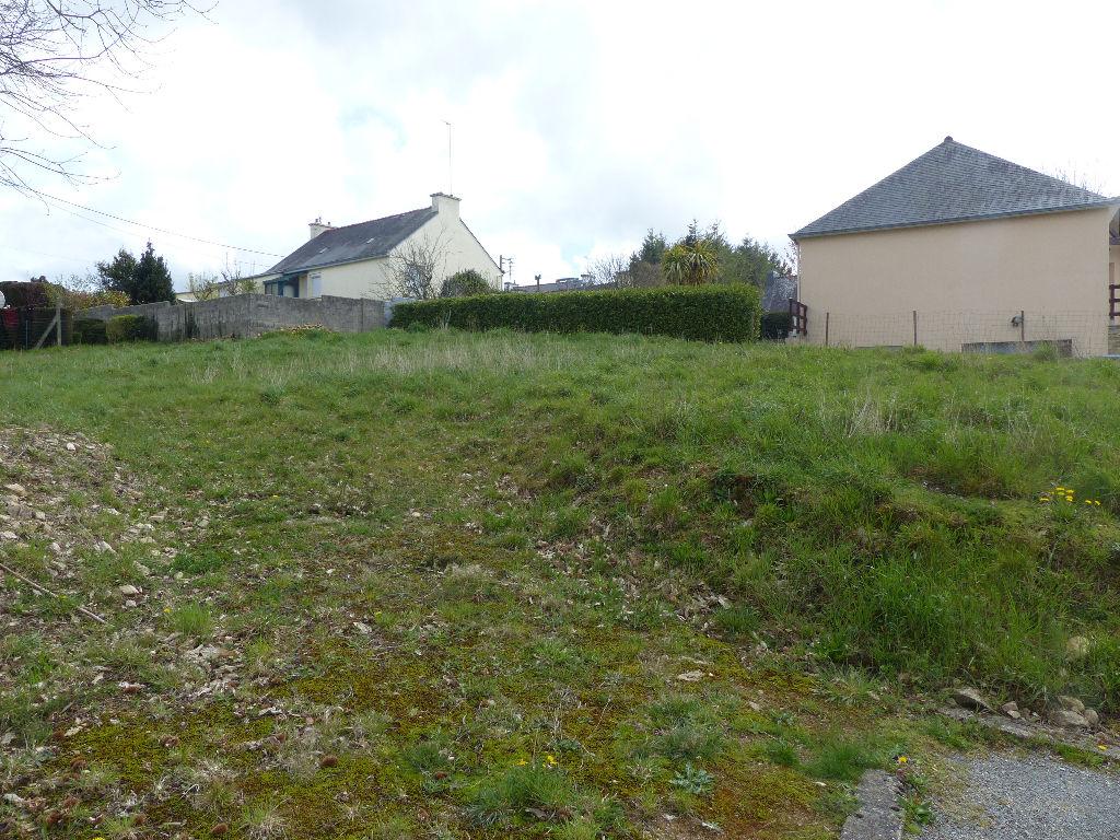 Terrain à bâtir, Bannalec, 825 m²