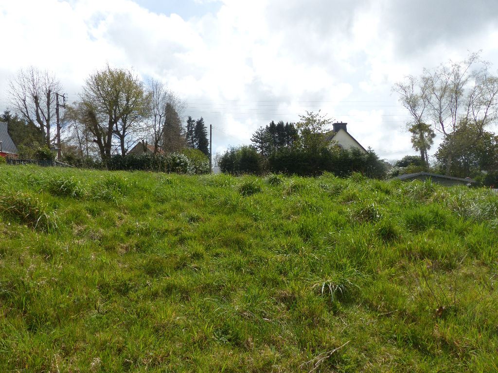 Terrain à bâtir, Bannalec, 745 m²