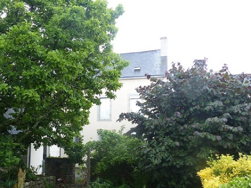 Riec sur Belon, Maison des années 20, au coeur  du bourg